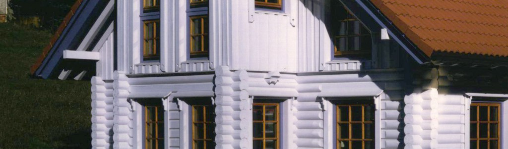 Haus-Schnitt